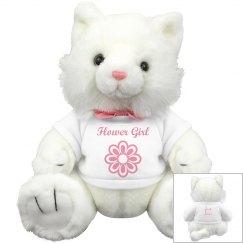 Flower Girl Gift Cat