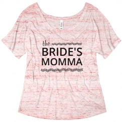 Momma Of The Bride