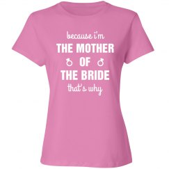 Sassy Mother of the Bride