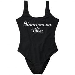 Honeymoon Vibes Beach Bride