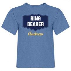 Ring Bearer Design