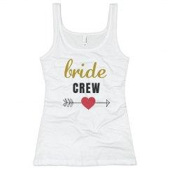 Bride Crew Tank Top
