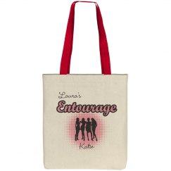 Laura's Entourage Bag