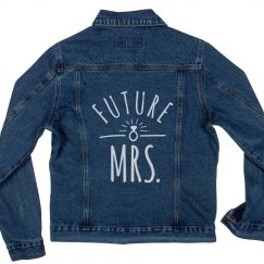 Future Mrs Denim Jacket