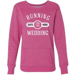 Running For Wedding
