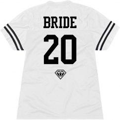 Fun Team Bride Jersey 1