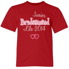 Junior Bridesmaid Tank