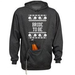 Bride Football Sweater