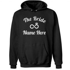 Bride To Be Rhinestones