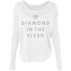 Diamond In The Flesh