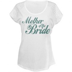 Sparkly Mother of the Bride