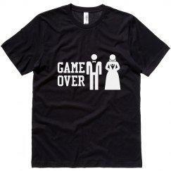Game Over For The Groom