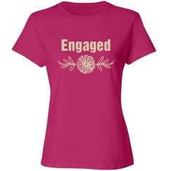 Engaged Tshirt
