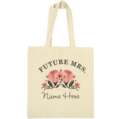 Future Mrs. Floral Gift