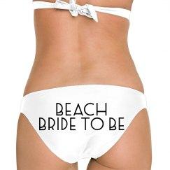 Nauti Beach Bride