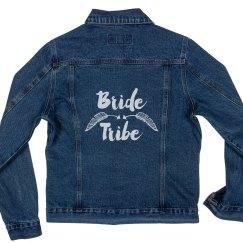 Bride Tribe Denim Jacket