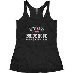 Activate Bride Mode