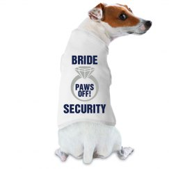 A Little Bride Security