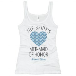 Mer-Maid Of Honor