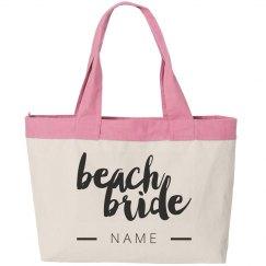 Custom Beach Bride Script