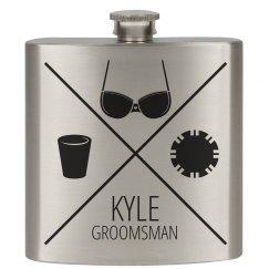 Vegas Groomsman Gift