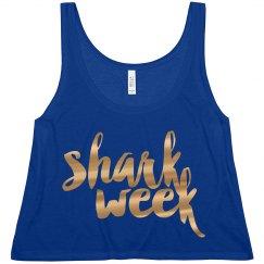 Shiny Shark Week