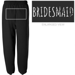 Bridesmaid Sweatpants