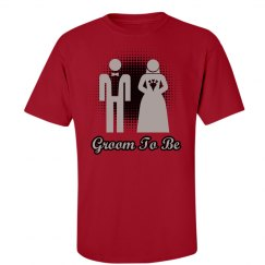 Groom To Be Couple