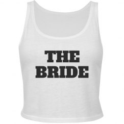 The Bride Bold Text