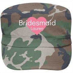 Simple Heart Bridesmaid