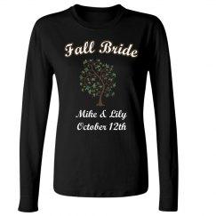 Fall Bride Tee