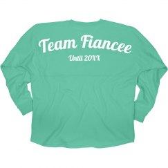 Team Jersey Fiancee