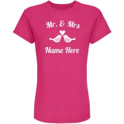 Mr And Mrs Tee