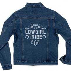 Cowgirl Tribe Denim Jacket