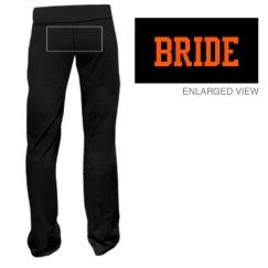 Bride Sweat Pants