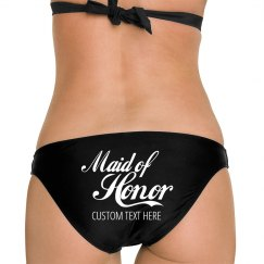 Maid Of Honor Script Bikini
