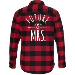 Future Mrs Flannel Shirt