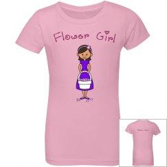 Sweet Flower Girl