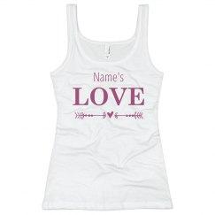Custom Name's Love