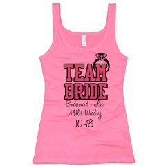 Team Bride with Ring