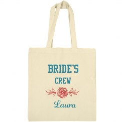 Bride's Crew Tote Bag