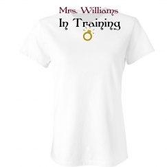 In Training White