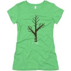 Tree Initials