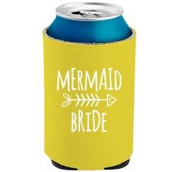 Mermaid Bride Bachelorette Neon