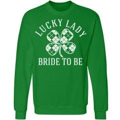 Lucky Lady St. Patrick's Day