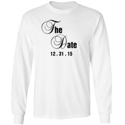 Save The Date Tees