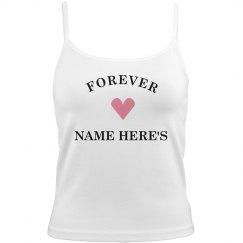 Forever Your Custom Love