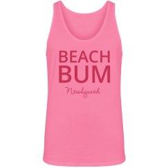 Beach Bum Newlywed