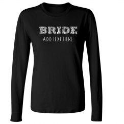 Bride Rhinestones