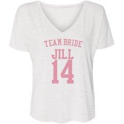 09 Jill - Team Bride Pink